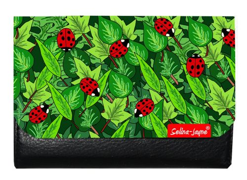 Selina-Jayne Ladybirds Limited Edition Designer Small Purse
